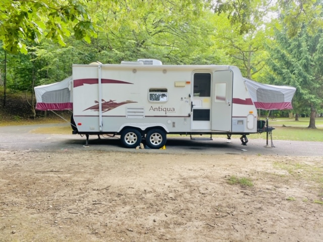 2007 Starcraft Antigua 215SSO